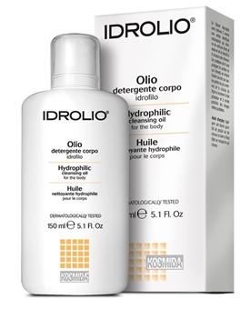 Bilde av Dermatologisk rengjøring olje Idrolio